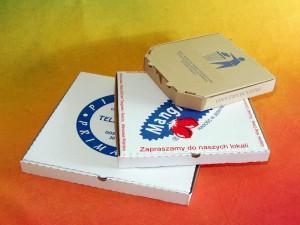 Opakowania dla pizzerii